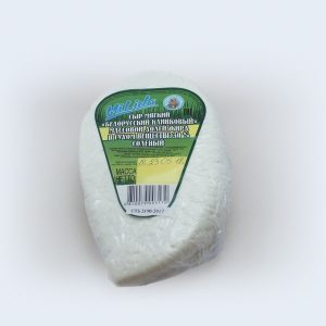 Cheese soft  «Belorusski klinkovy» salted 30% fat